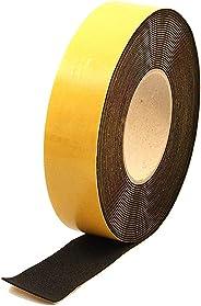 Neoprene Rubber self adhesive strip 1 1/2 wide x 1/16 thick x 33 feet long
