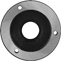 Porte-pince, mandrin à pince en acier au carbone résistant anti-corrosion, ER32 pour tour à usage industriel(ER32-80mm)