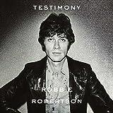 Robbie Robertson: Testimony (Audio CD)