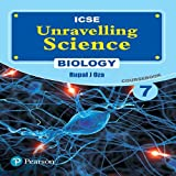 Unravelling Science- Biology Coursebook by Pearson for ICSE class 7