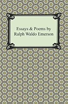 ralph waldo emerson essays amazon Written by ralph waldo emerson, narrated by jeff riggenbach download the app and start listening to essays by ralph waldo emerson today - free with a 30 day trial.