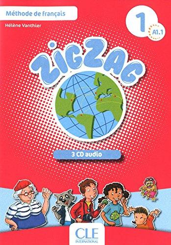 Zigzag 1 - Niveau A1.1 - CD audio collectif