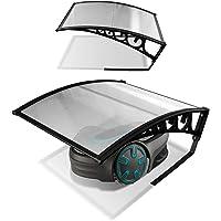 wolketon Rasenmäher Roboter Carport UV-Schutz Garage witterungsfest inkl. Montagematerial für Rasenmäher Automower