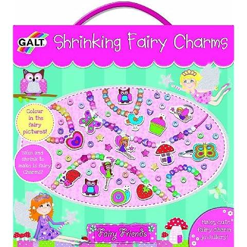 Galt 1003919 - Shrinking Fairy Charms, juego de creación de bisutería