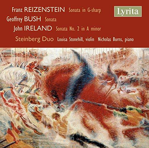 reizenstein-bush-ireland-sonatas-for-violin-piano