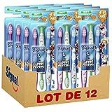 Signal Croissance Junior 7-13 Ans 3 Brosses à Dents - Pack de 12