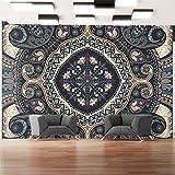 murando - Fototapete 400x280 cm - Vlies Tapete - Moderne Wanddeko - Design Tapete - Wandtapete - Wand Dekoration - Ornament Orient f-A-0096-a-d