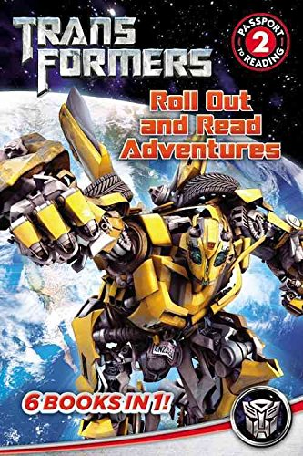 [(Transformers: Roll Out and Read Adventures)] [Created by Brown and Company Little] published on (April, 2014)