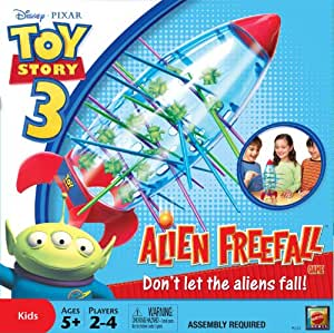 Toy Story Alien Freefall