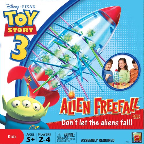 SOS Aliens Toy Story