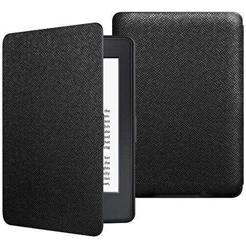 JETech-Hlle-fr-Amazon-Kindle-Paperwhite-Passt-Alle-Paperwhite-Generationen-Schutzhlle-Tasche-mit-Auto-EinschlafenAufwachen-Schwarz