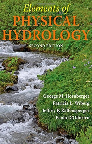 Elements of Physical Hydrology by George M. Hornberger (2014-10-23)