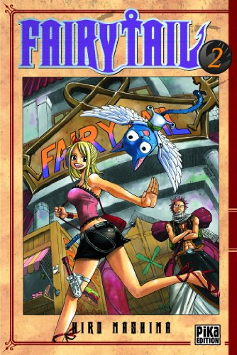 Fairytail - Tome 2
