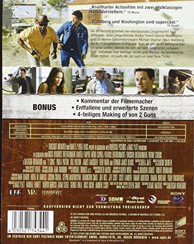 2 Guns - Steelbook [Blu-ray]