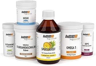 hcgcoach.de Stoffwechselkur 30 Tage Basisversorgung in Spitzenqualität (SpeedBoost Grüner Tee Ananas)