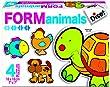 Diset - 69206 - Puzzle B�b� et Enfant - Form Animaux
