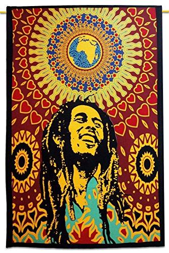 bob-marley-indiani-colorati-tessuto-arazzo-mandala-da-parete-tappeti-decor-ornamento-da-parete-india