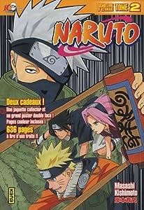 Naruto Edition grand format Tome 2