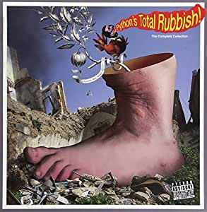 Monty Python's Total Rubbish [VINYL]