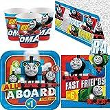 Party Bags 2 Go Thomas y sus amigos - Juego de accesorios para fiestas (para 8 personas)