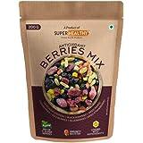 Super Healthy Berries Mix - Dried Mixed Berries | Organic Berry Mix | 7+ Varieties like Cranberries, Blueberries, Strawberrie