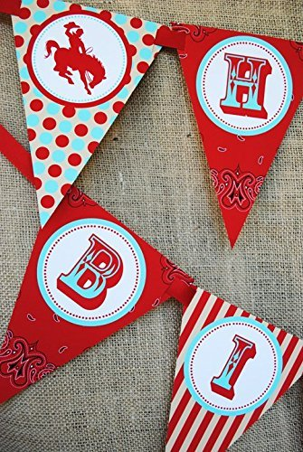 y Banner Pennant by POP parties ()