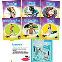 Move Your Body: A Kid's Guide to Fitness (Set)