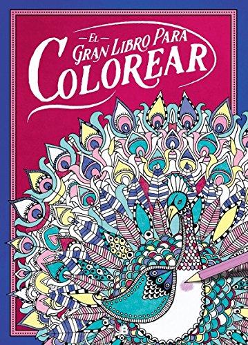 El gran libro para colorear (Varios) por Hannah Davies