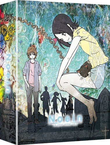 Noein: Complete Series (Limited Edition Blu-ray/DVD Combo)