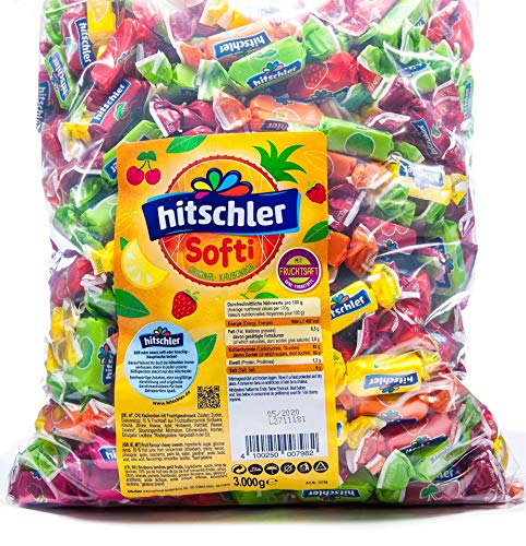 Hitschler Softi Classich Kaubonbons 3kg