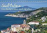 Süditalien - Von Kampanien nach Apulien (Tischkalender 2019 DIN A5 quer): Italiens Süden von seiner schönsten Seite (Monatskalender, 14 Seiten ) (CALVENDO Orte) -