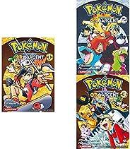 Trilogie Pokémon - Or et Argent
