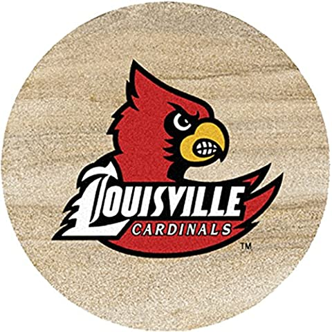 Thirstystone Drink Coaster Set, University of Louisville