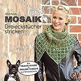 : CraSy Mosaik - Dreieckstücher stricken