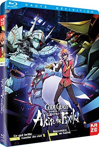 Code Geass - OAV 3 & 4 - Akito the Exiled - [Blu-ray]