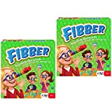 2 Sets of Pinocchio Fibber Board Game Set - Family Fun Liar Game