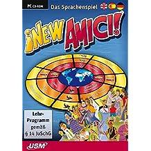New Amici - Das Sprachenspiel (CD-ROM)