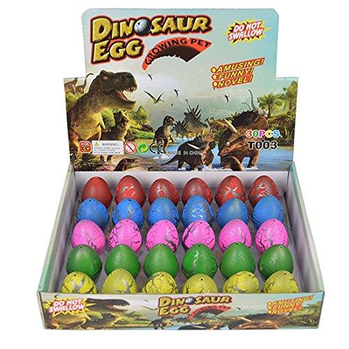 Huevos Dinosaurio Toy Novedad Eclosión Huevo Dinosaurio