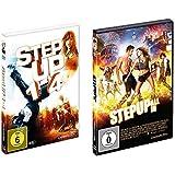 Step Up - alle 5 Filme (1-4 Box + 5) im Set - Deutsche Originalware