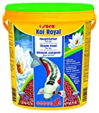 Sera - Koi Royal HF medium - Nourriture pour poissons - Carpes koï - 1 x 20 l
