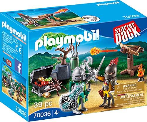 Playmobil 70036Starter Pack Starter Pack Lucha Caballero