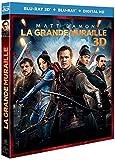 La Grande Muraille [Blu-ray 3D + Blu-ray + Digital HD]