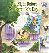 The Night Before St. Patrick's Day (Reading Railroad Books) by Natasha Wing (22-Jan-2009) Paperback