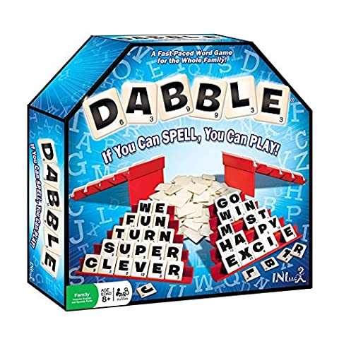 Dabble - A Fast Paced Word Game for the Whole Family