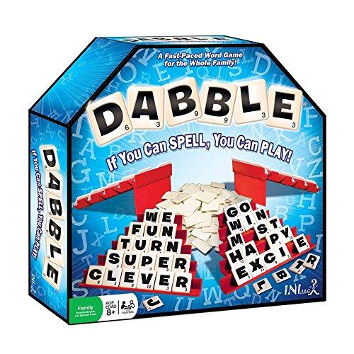 INI Dabble - Un juego de palabras de ritmo rápido para su familia