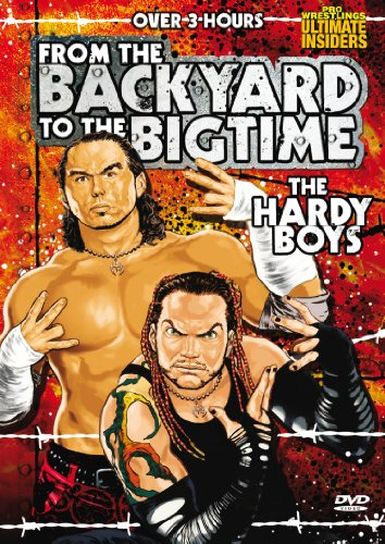The Hardy Boys - From The Backyard to The Bigtime [Edizione: Germania]