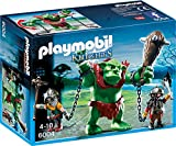 Playmobil Giant Troll with Dwarf Fighters Potente Guardiani,, 6004