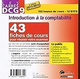Image de Carrés DCG 9 - Introduction à la comptabilité 2015-2016, 6ème Ed.