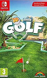 3D Mini Golf (PlayStation 4) [Edizione: Regno Unito]