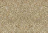 Hug Rug Dirt Trapper Door Mat Runner 65 x 150cm - Pebble